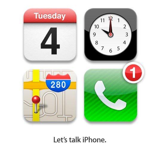 "Links zum ""iPhone Event"" heute Abend"