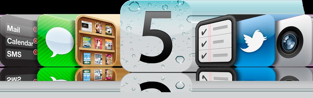 iOS 5 - Heute Abend für alle