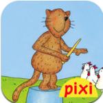 Pixi Buch Kasimir und sein Bauernhoforchester App