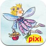 Pixi Buch Pixi trifft eine Elfe App