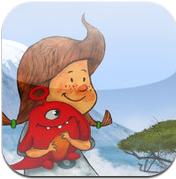 iOS – Grolly's Tierwelten – begleitet Emma in ihrer Traumwelt