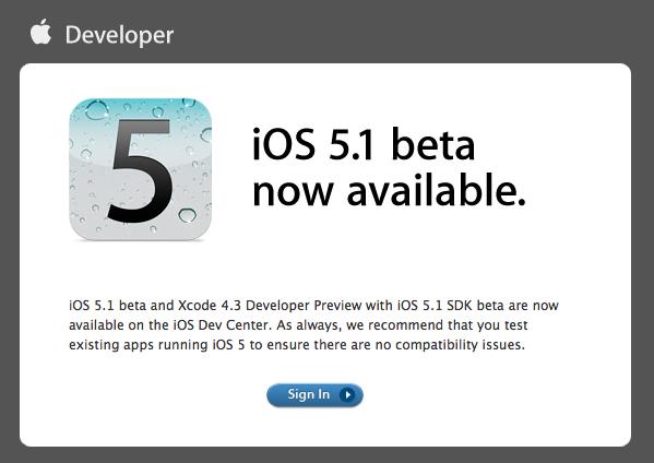 iOS 5 ist online