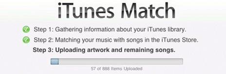 iTunes Match in iTunes 10.5.1 einrichten – Video