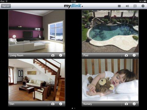 MyDlink+ App
