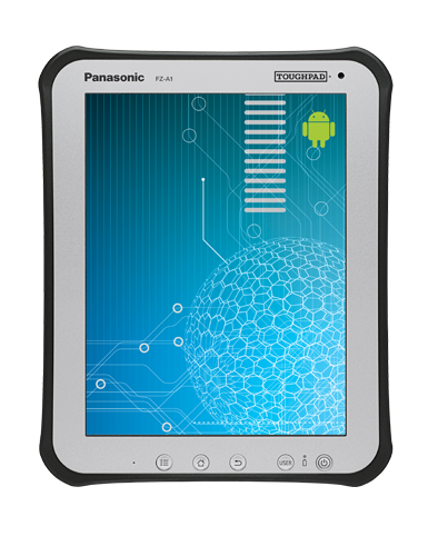 Panasonic Toughpad A1 & B1 – das Outdoor Tablet
