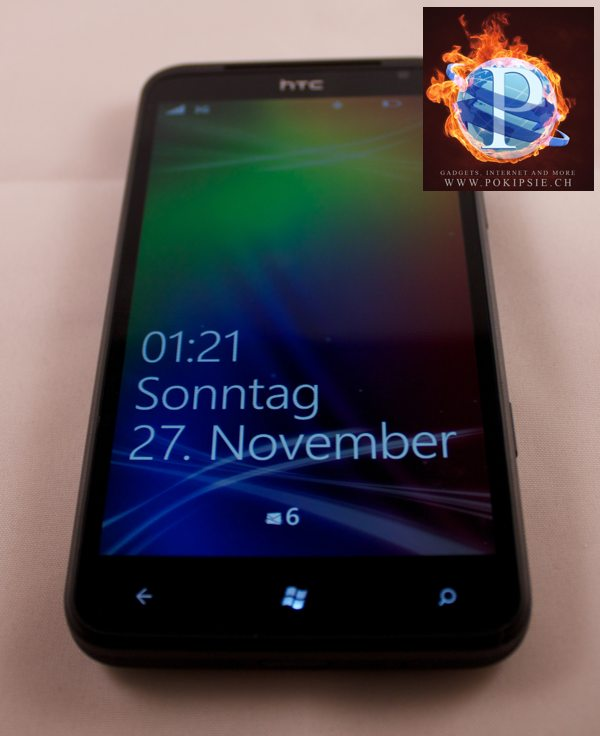 Review «HTC Titan Review» – Testbericht nach zwei Wochen Windows Phone 7.5