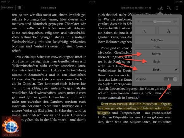 App Update - iBooks 1.5