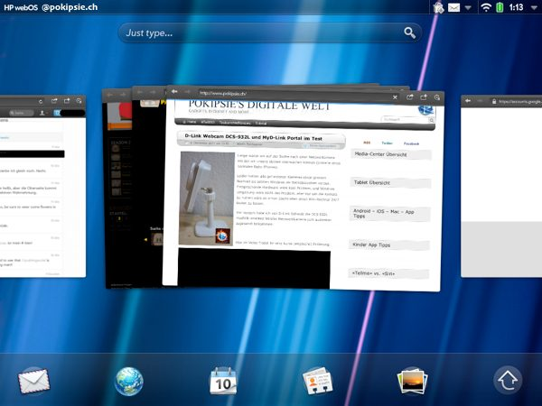 HP TouchPad goes Open Source