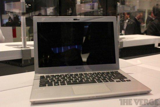 Sony's Ultrabook Konzept