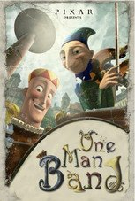 Pixar «One man Band» Kurzfilm