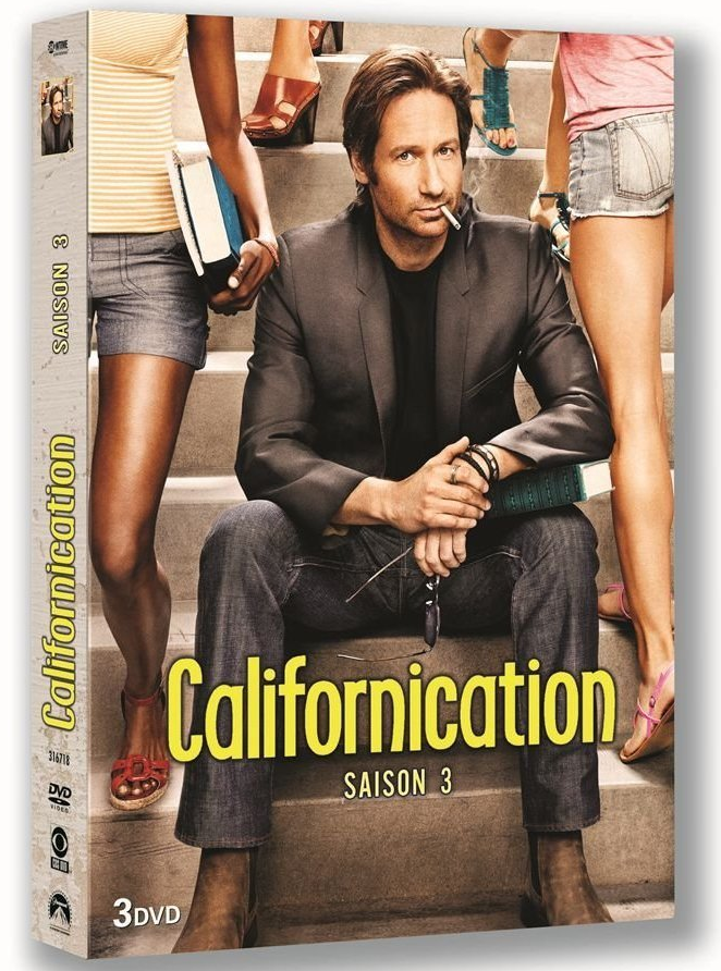 Serien «Californication» Staffel 3