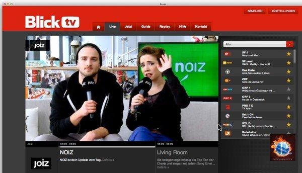 Mit der D-Link Boxee Box Live TV geniessen