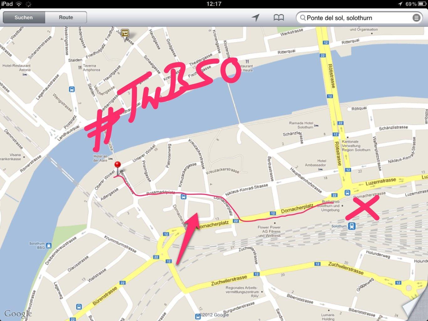 #TwBSO im Schaltjahr 29.02.2012