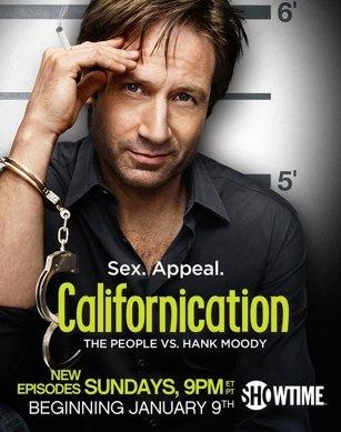 Wettbewerb – Californication Staffel 1-4 & Buch