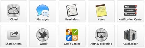 Mountain Lion – OS X 10.8 viele iOS features finden den Weg auf den Mac – Video
