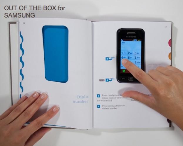 Originelles Konzept für Smartphone Verpackungen – Video
