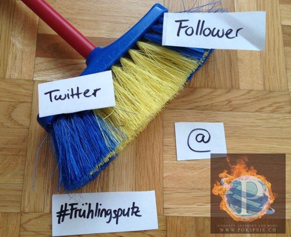 Mission #SocialMedia Frühlingputz hat begonnen