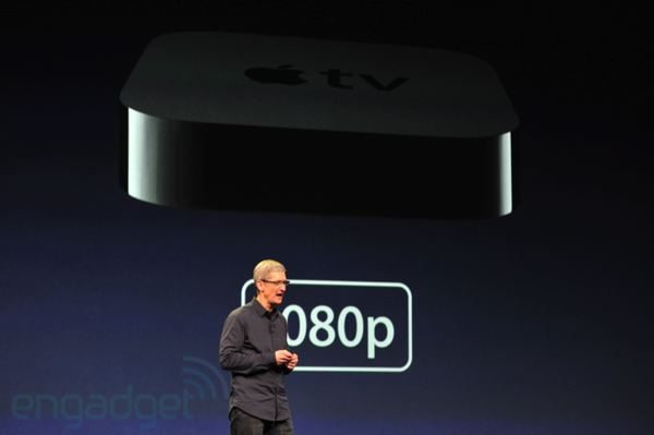 Apple TV 3 - 1080p