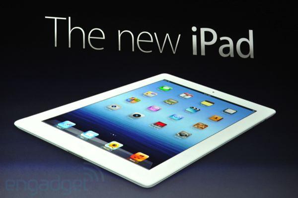 Apple Keynote – neues iPad – Apple TV – iTunes Movie in Cloud – iOS 5.1