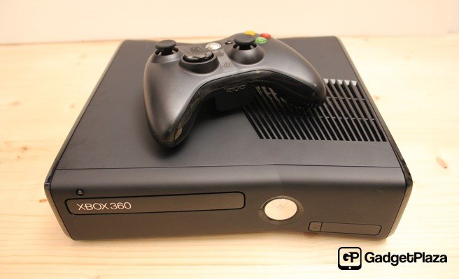 Microsoft Xbox 360 mit Kinect