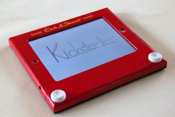 Retro – Kickstarter Etcher