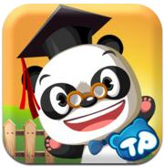 iOS «Dr. Panda - Lernspiel für Vorschulkinder»Zahlen, Tiere und Farben
