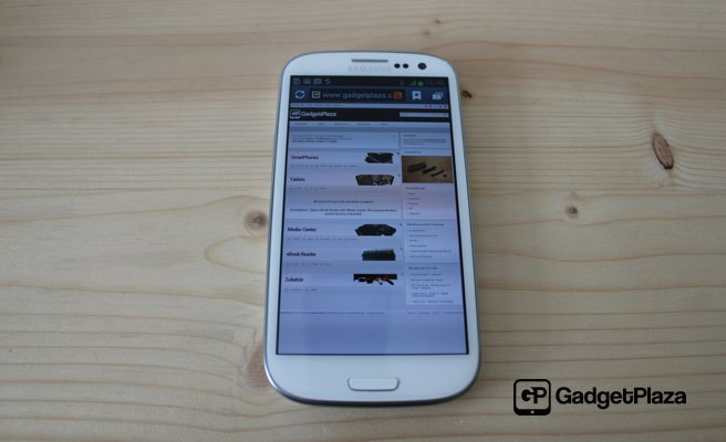 Samsung Galaxy SIII (i9300) – Unboxing Video – GadgetPlaza