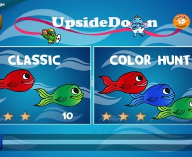 Trunky fängt Fische App