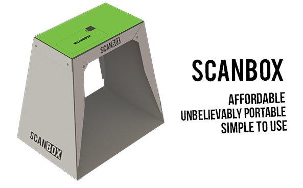 «Scanbox» ein weiteres Kickstarter Projekt – Einen Scanner für unterwegs