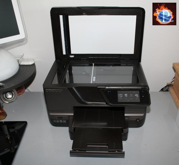Review «HP Officejet Pro 8600 Plus» im Test