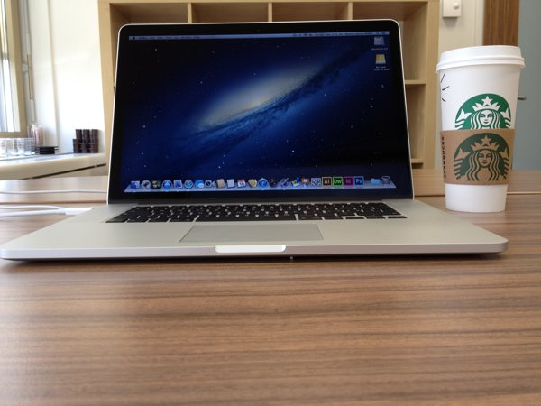 "MacBook Pro 15"" mit Retina Display im Test"
