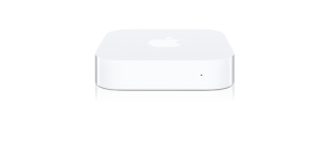 Apple «AirPort Express» neues Design wie eine weisse Apple TV