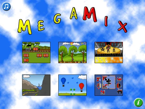 MegaMix Retro App
