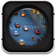 iOS «Miniatures Pro» Tilt Shift Videos einfach erstellt