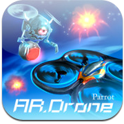 iOS «AR.Rescue 2» Augmented-Reality Spiel für die AR-Drone 2.0
