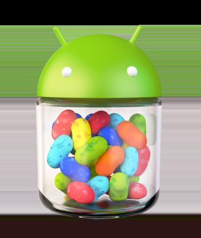 Google gibt den Quellecode für Android Jelly Bean (4.1) frei