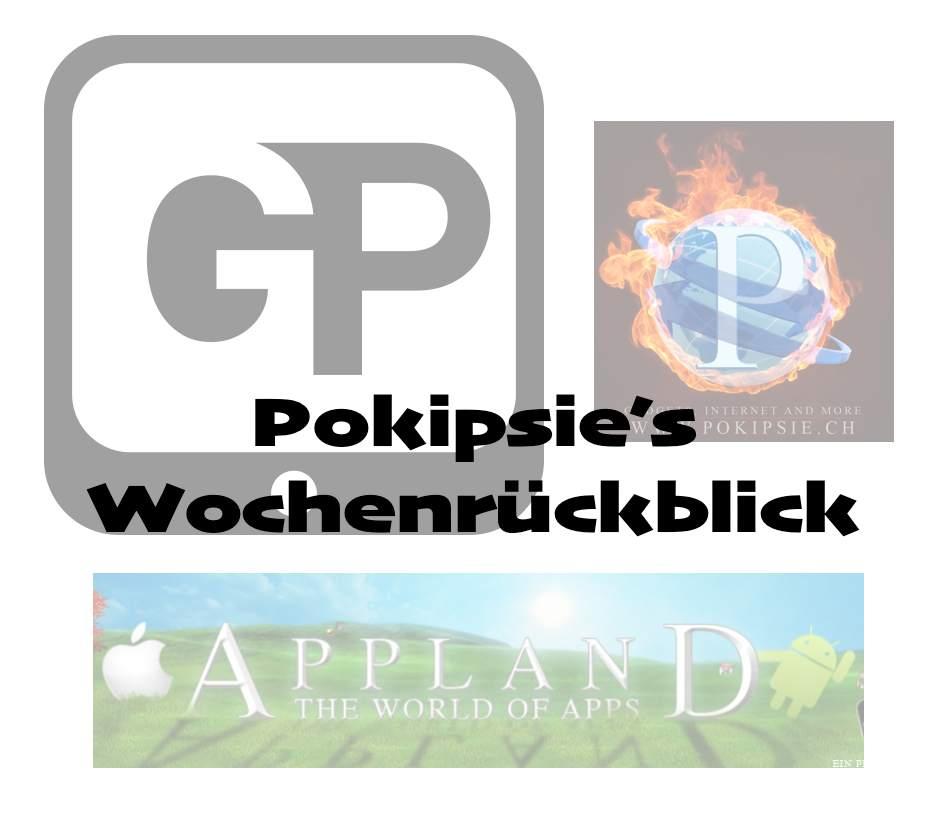 #3112 WochenRückblick Pokipsie Network – inkl. Wettbewerb