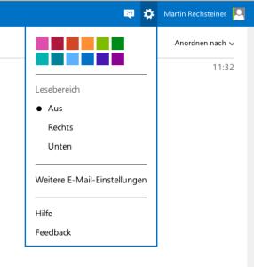 Hotmail wechselt zu Outlook - Gegenstück zu Gmail