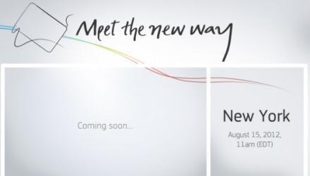 Samsung Meet the new way Livestream