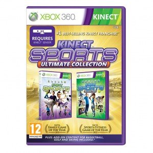 XBox «Kinect Sports – Ultimate Collection» inkl. Wettbewerb