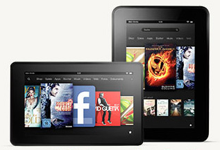 Kindle Fire HD – Amazons neue Tablets auch in Deutschland bestellen