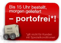Brack.ch – Nach neuem Logistikcenter folgt jetzt auch die Portofreie Bestellung