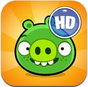 Android/iOS «Bad Piggies» neues Spiel von den Angry-Birds-Machern