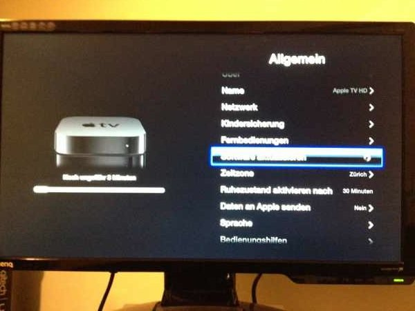 Apple TV Update 5.1