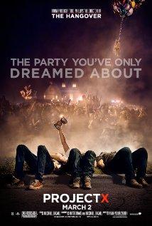 «Project X»DVD & Blu-ray Start mit Wettbewerb