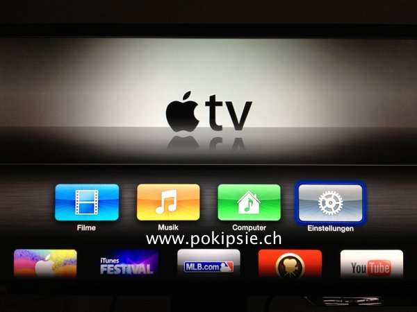 Apple TV Live Event 2012