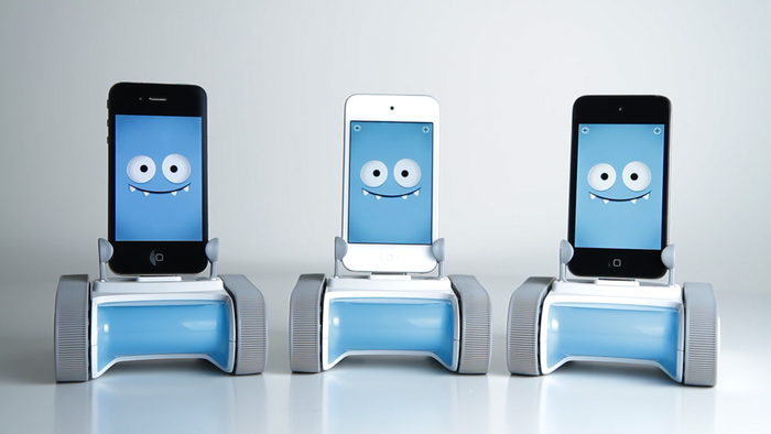 Kickstarter «Romo» The Smartphone Robot for Everyone