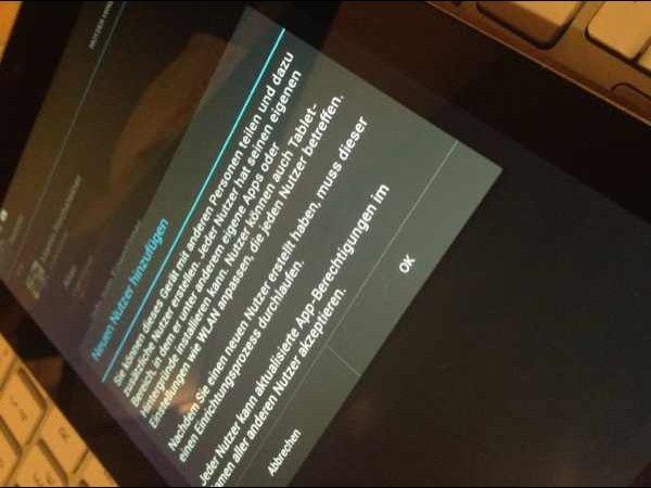 Nexus 7 bekommt Android 4.2 Update