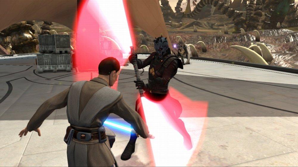 Xbox «Starwars für Kinect» ein Testbericht