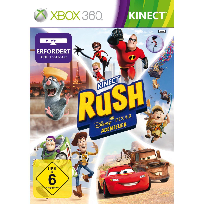 Kinect Rush ein Testbericht